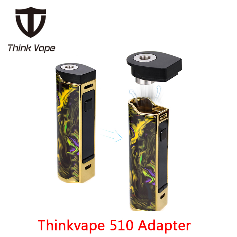 New Arrival Thinkvape 510 Adapter For RPM80 For RPM80 Pro Kit Electronic Cigarettes Thread