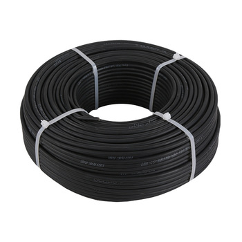R&X 100meters/roll Solar PV Cable PV Cable 2.5sqmm 14AWG Safe Reliable Solution For PV Panels Connection High Quality