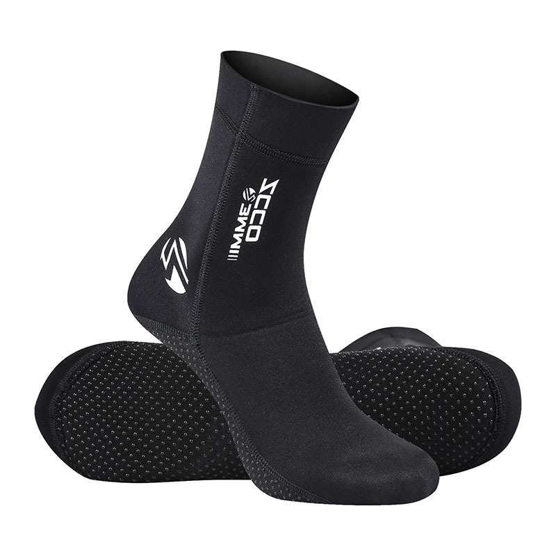 3mm Neoprene Diving Socks Boots Water Shoes Non-slip Beach Boots Wetsuit Shoes Snorkeling Diving Surfing Boots For Men Women