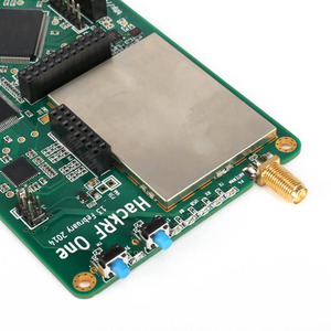 Image 2 - 2019 HackRF Ein usb plattform empfang von signalen RTL SDR Software Definiert Radio 1MHz bis 6GHz software demo bord