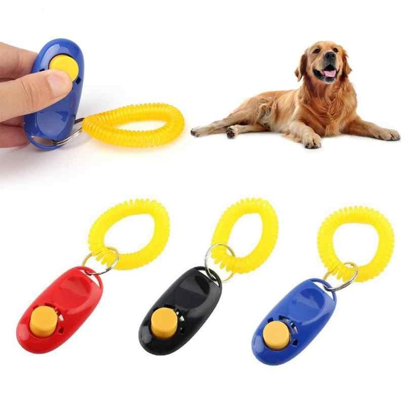 Wrist Strap Junecat Animal Pet Training Clicker Obedience Aid