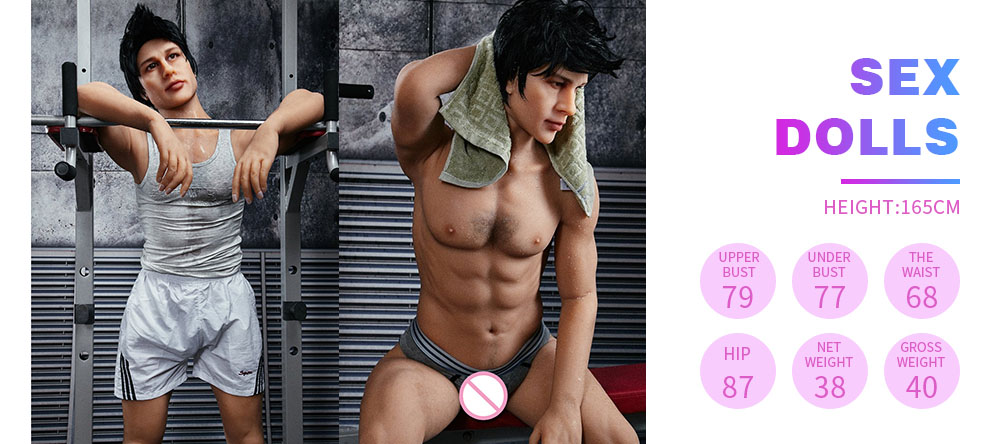 Ha663198b5b8a42a79d18bd0520b432f5X Muñeca sexual de silicona para hombre Gay, juguete de 165cm, alta calidad, para mujeres adultas, pene grande, 18cm, nuevo