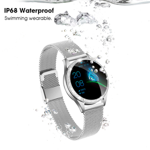 Image 5 - Women Smart Watch Heart Rate IP68 Waterproof Pedometer Bluetooth Watch Call Reminder Fitness Tracker Female Smartwatch Android