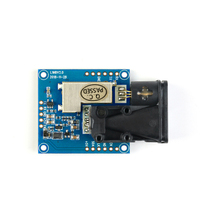 High Precision 40M Laser Ranging Sensor Laser Range Finder Infrared Ranging Displacement Sensor TW10S Module UART Interface