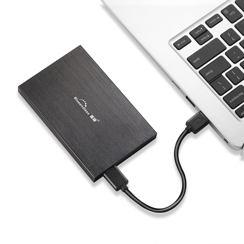 Blueendless External-Hard-Drive Laptop Portable Hd Desktop USB2.0 1tb No for And 750GB/2TB title=