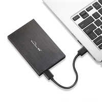 Blueendless Portable External Hard Drive 750gb/2tb USB2.0 hd externo Storage Devices hard disk for desktop and laptop 1tb