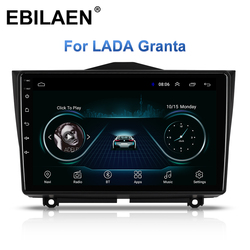Car Multimedia Player For LADA Granta 2018 2019 2Din Android 8.1 Car Radio Stereo Navigation AutoRadio GPS Tape Recorder Wifi