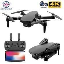 새로운 2020 S70 드론 4K HD 듀얼 카메라 foldable 높이 드론 WiFi FPV 1080p 실시간 전송 RC Quadcopter 장난감을 유지