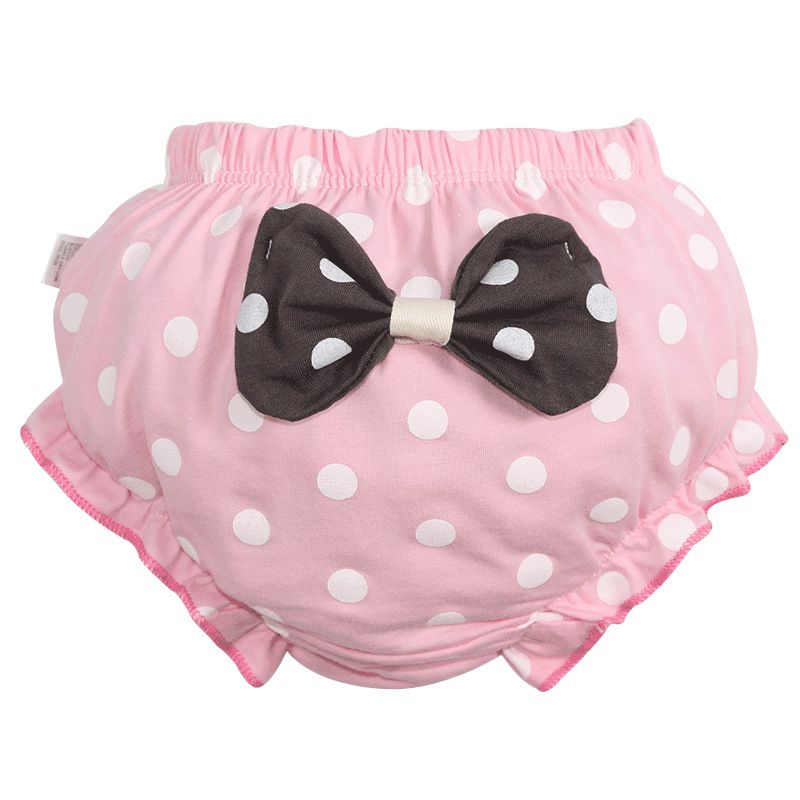 New Baby Cute Diapers Reusable Nappies Cloth Diaper Washable Infants Children Baby Cotton Training Pants Panties Nappy 0-4Y Kids