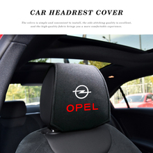 Auto Headrest Seat-Covers Pillow-Neck Borrego's-Accessory Support-Holder Car-Styling