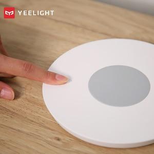 Image 2 - Mới 2020 Bóng Đèn Thông Minh Yeelight YLCT02YL Đèn Bàn LED 6W Để Bàn Wifi Thông Minh Cảm Ứng Âm Trần/YLCT03YL 18W Không Dây củ Sạc Để Bàn