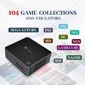 Ретро видео игровая консоль супер консоль ПК Lite с 61000 + классических игр для PS2/PS1/SS/N64 двойной экран выход ТВ игровая приставка