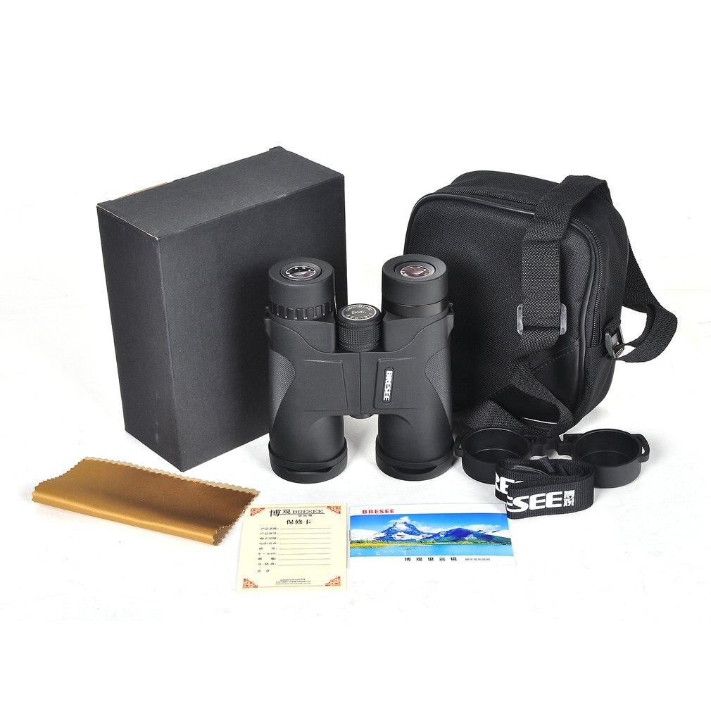 Military HD 10X42 Binoculars Telescope Professional Hunting Telescope Great Handheld Military Telescope