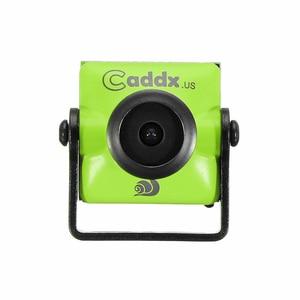 "Image 4 - Caddx 터보 마이크로 F2 1/3 ""CMOS 2.1mm 1200TVL 16:9/4:3 NTSC/PAL 저 지연 FPV 미니 카메라 4.5g RC 모델 업그레이드 Caddx F1"