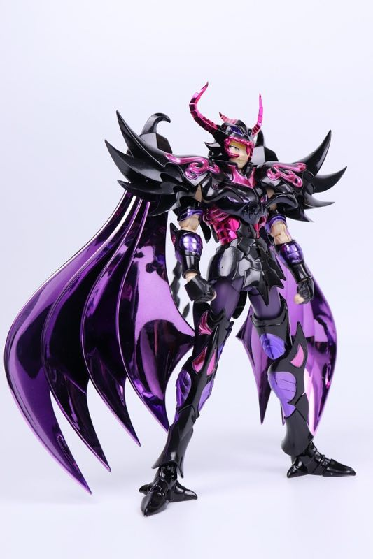 Cs Model Saint Seiya Myth Cloth Hades Saint Aiakos Hades Spoken Wyvern Rhadamanthys Action Figure Model Speelgoed - 5