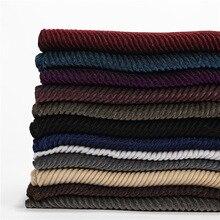 Женский длинный шарф с блестками, однотонный яркий шарф в мусульманском стиле, 2020