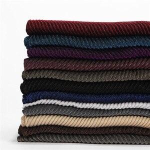 Image 1 - 2020ใหม่สีทึบBubble Plain CrinkleจีบHijabผ้าพันคอหญิงยาวมุสลิมGlitter Wrinkle Head Wrapผ้าพันคอสำหรับผู้หญิง