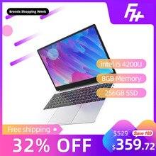 Funhouse 15.6 Inch I5 4200U 8G RAM 256G SSD Computer Portabl