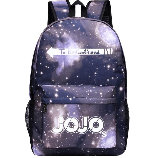 Kujo Jotaro Backpack