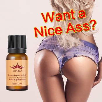 Aceite Esencial de mejora de glúteos más grande Sexy aceite de glúteos más grande Aceite de Masaje de extracto de planta potenciador