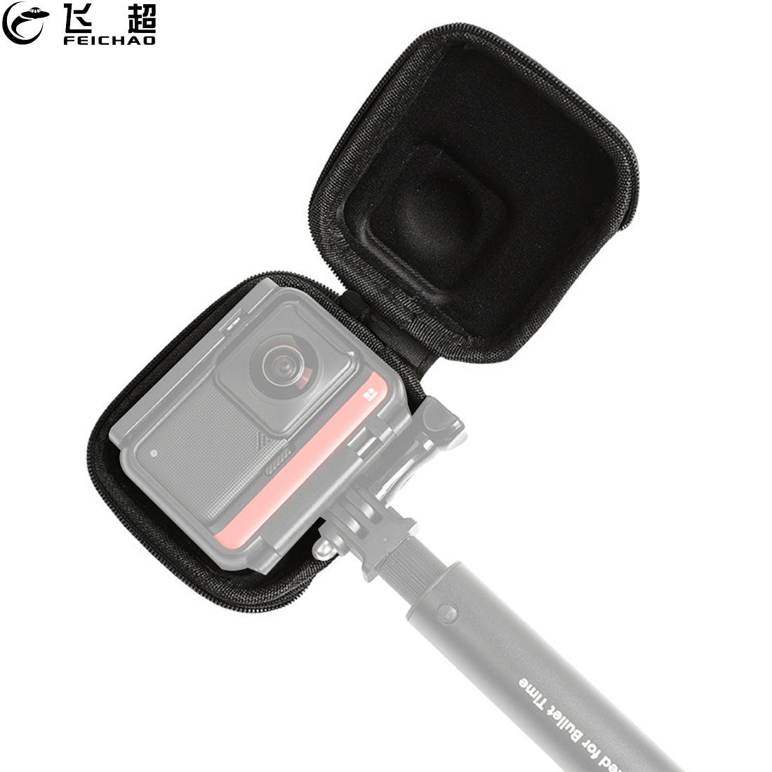 Mini Portable Storage Bag Carry Case for Insta360 ONE R 4K Insta 360 Panoramic Edition Camera