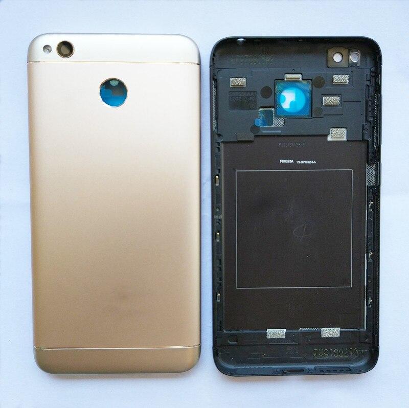 Original Gehäuse Für Xiaomi Redmi 4X Metall Batterie Zurück Abdeckung Handy Für Redmi4X Ersatz Teile Fall