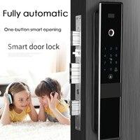 Promo https://ae01.alicdn.com/kf/Ha66754daf2534696a1f448a5241b8446h/Cerradura de huella Digital biométrica sin llave cerradura de puerta inteligente Huella Digital contraseña tarjeta RFID.jpg