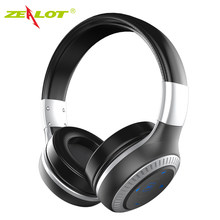 B20 Stereo Wireless Bluetooth Earphone Headphones with microphone with HD Sound Bass touch control for phones,PC(China)