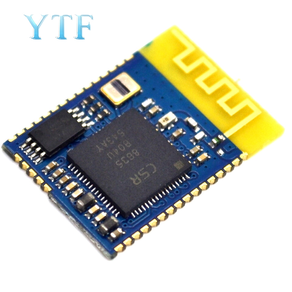 Built In Antenna SPK-8635-B Bluetooth 4.0 Audio Module For Stereo Speakers Speakerphones