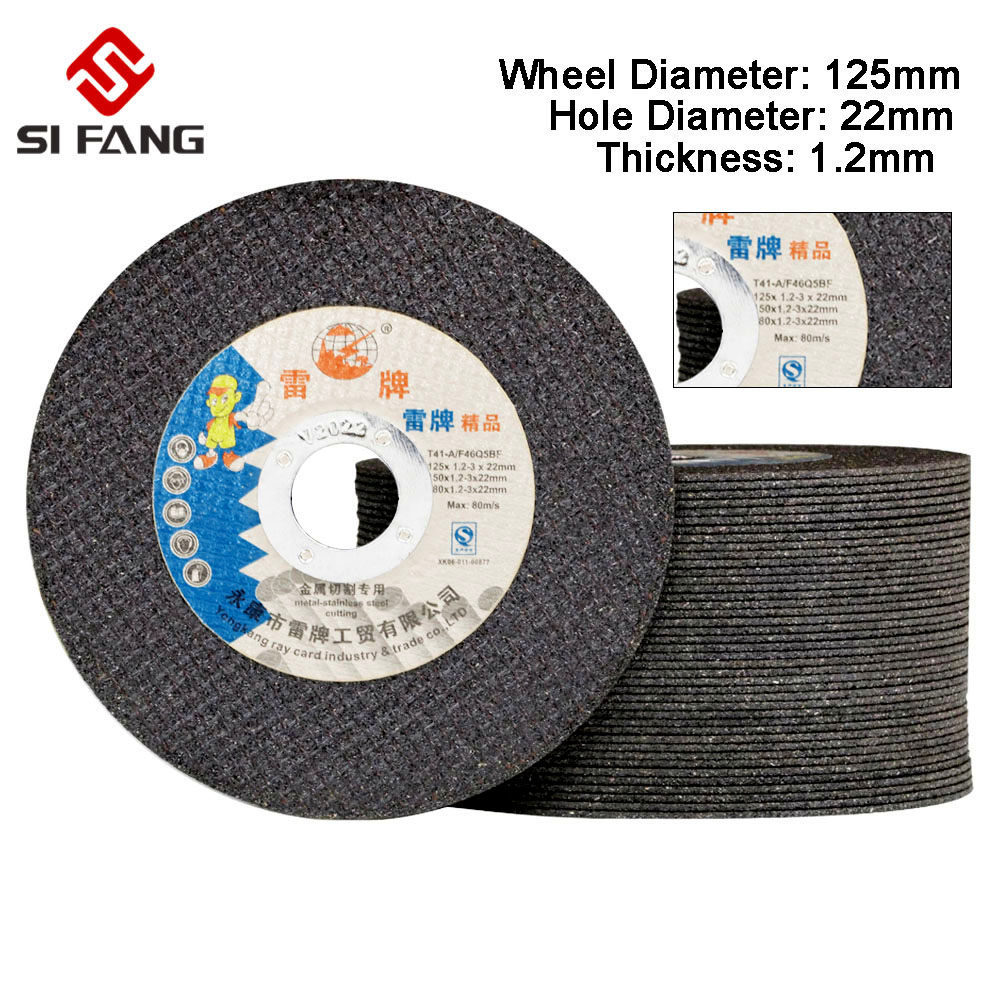 """25Pc 6/"""" Resin Cutting Disc Metal Cut Off Blade For Metal Cutting Off Rotary Tool"""