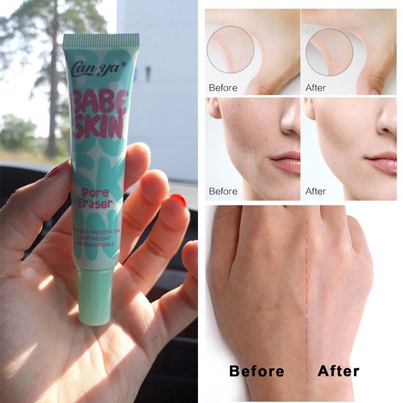 Podkład pod twarz makijaż matowy podkład makijaż pory niewidoczny krem do twarzy krem do twarzy rozjaśniający podkład kosmetyki 1