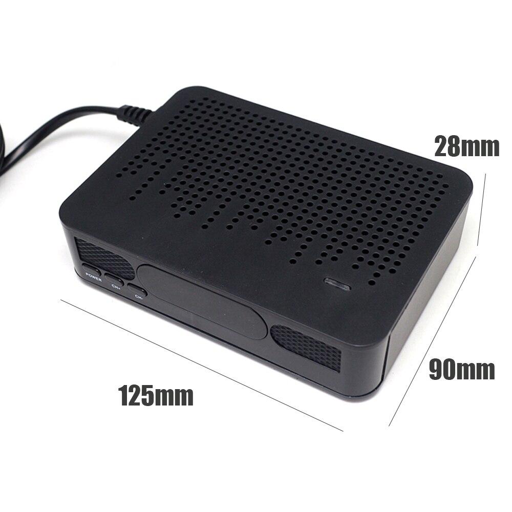 Image 2 - Vmade DVB T2 Bandwidth Full HD 1080p DVB T Digital TV Tuner Receptor MPEG4 MPEG2 H.264 Standard Terrestrial Receiver set top box-in Satellite TV Receiver from Consumer Electronics