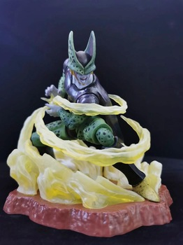 Figura de Cell de Dragon Ball Super (15cm) Figuras Merchandising de Dragon Ball