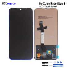 Original  For Xiaomi Redmi Note 8 LCD Display Touch Screen Digitizer Assembly For Redmi Note 8 LCD Repair kit Screen LCD Display