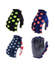2019 off-road motorcycle equipment riding non-slip wear-resistant full finger gloves mountain bike mountain bike BMX(China)