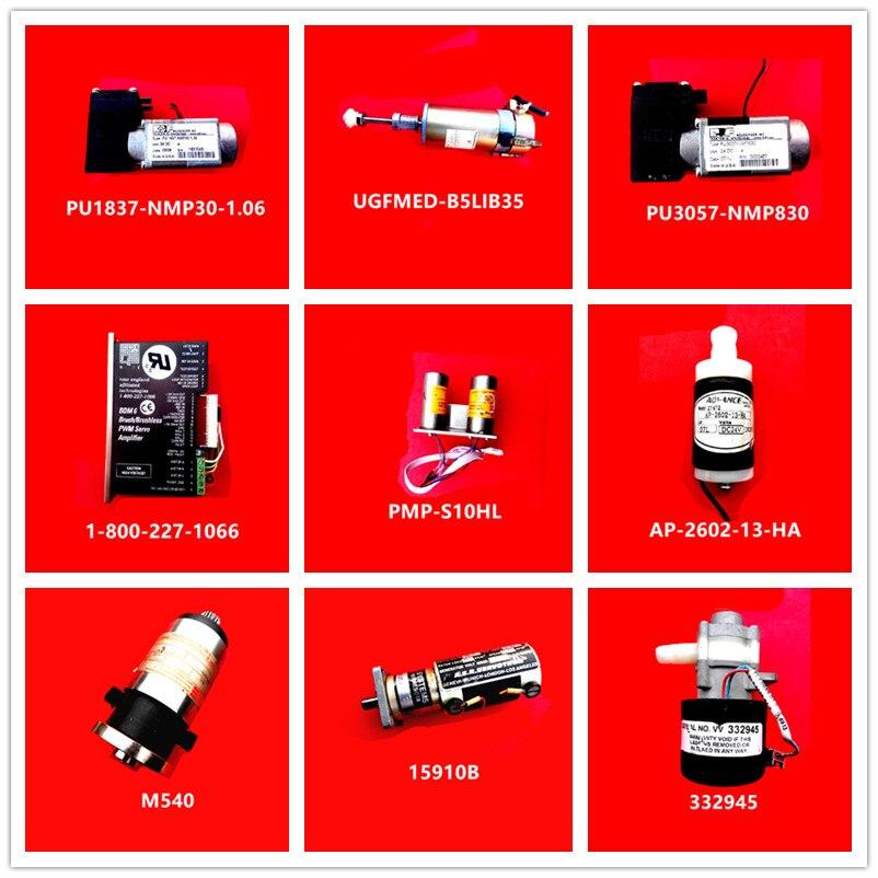 PU1837-NMP30-1.06| UGFMED-B5LIB35| PU3057-NMP830| 1-800-227-1066| PMP-S10HL| AP-2602-13-HA| M540| 15910B| 332945 Used