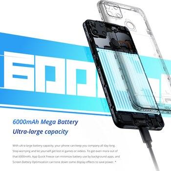 Смартфон realme C25, 4 + 64 ГБ 5