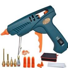 Пистолет силиконовый профессиональный бытовой 50/150 Вт 11 мм
