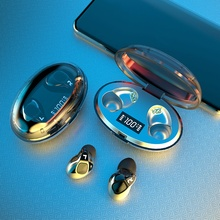 TWS Earphone Bluetooth Stereo Wireless Earphones earphones Waterproof Earbuds With LED Display Sport Wireless Headsets earphones