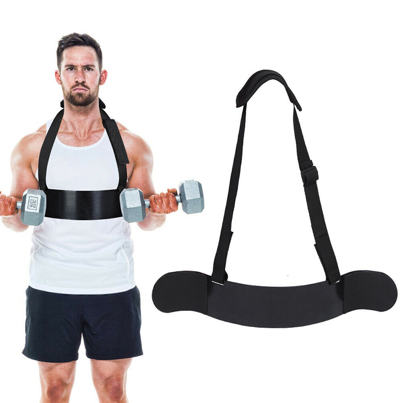 Weightlifting Arm Adjustable Arm Trainer Bicep Fitness Arm Biceps Bomber Weightlifting Biceps Training Board