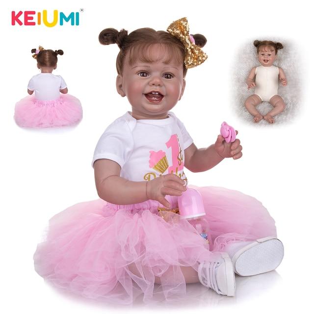 Кукла-младенец KEIUMI Bebe Boneca 3