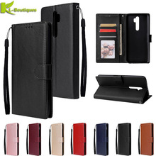 OPPO A9 2020 Leather Case on sFor Coque OPPO A 9 A9 2020 Case OPPO A5