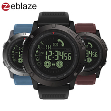 Zeblaze VIBE 3 3S GMT Two Places All day Activity Record Sport 33 Month Long Standby Information Reminder Smartwatch Smart Watch