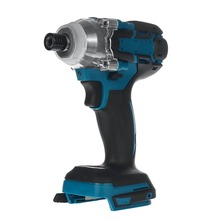 Cordless Electric Screwdriver 550 N.m 3/8'' Speed Brushless Impact Wrench Rechargable
