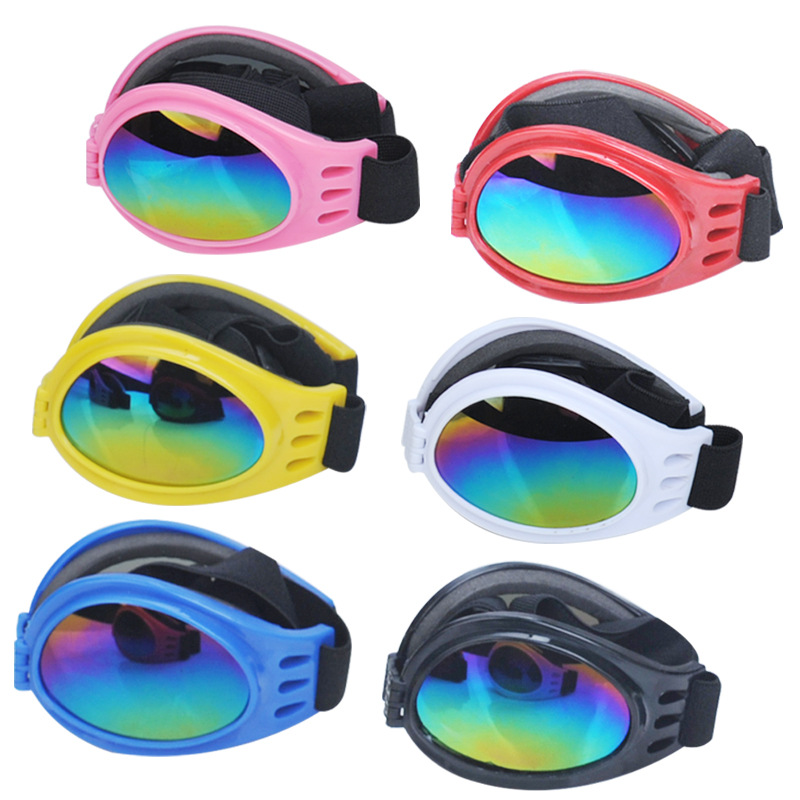High Quality Dog Protection Goggles UV Sunglasses  Waterproof Large Pet Glasses Products Accessories