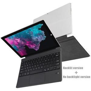 Image 3 - Bluetooth מקלדת עבור Surface של מיקרוסופט Pro 6/5/4/3 Tablet 12 אינץ אלחוטי Tablet PC מקלדת לוח מקשים עבור משטח פרו 6/5/4/3