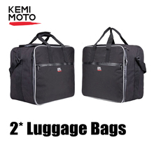 For BMW R1200GS R1250GS LC Adventure Motorcycle Bag Saddle Inner Bag for BMW GS 1200 1250 GS LC Adventure PVC Luggage Bag r1200gs r1250gs side case pads motorcycles pannier cover set for luggage cases for bmw r1200gs lc adventure adv r 1250 gs