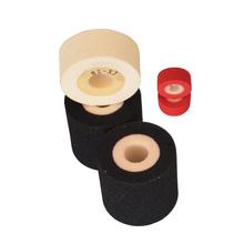 Black Diameter 36mm Height 32mm hot stamping ink roll for printing machine