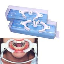 Écarteur dentaire avec sous-salive intra-oral, 1 pièce, écarteur de joues, ouvre-bouche, dentisterie, champ sec