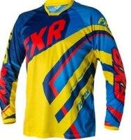 Enduro Jeresy Downhill Jersey MTB Offroad lange Motorrad bike trikots Racing Reiten für Männer T Shirt DH MX FXR DH MTB-in Rad-Trikots aus Sport und Unterhaltung bei